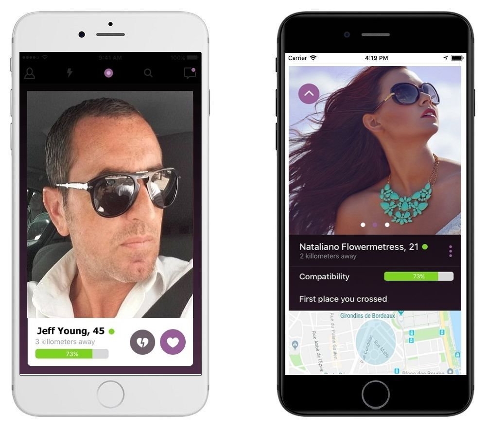 api with dating app
